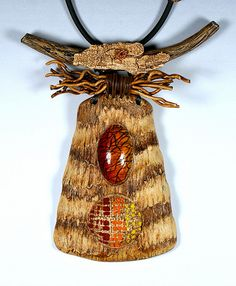 Sylvie Peraud Tribal pendant