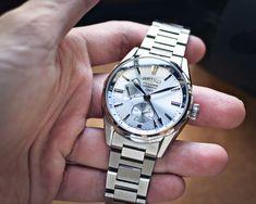 Seiko Presage, Ocean, Watches, Blue, Travel, Accessories, Instagram, Viajes, Wristwatches