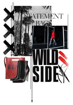 """""""#21 Statement Bag contest - Red is the new bag 💋"""" by ashmorganh on Polyvore featuring Gucci, Christian Louboutin and NARS Cosmetics New Bag, Nars Cosmetics, Christian Louboutin, Gucci, Shoe Bag, My Style, Polyvore, Red, Stuff To Buy"""