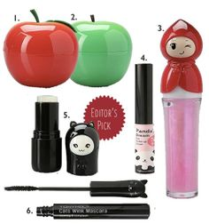 Tonymoly = the cutest beauty products EVER.