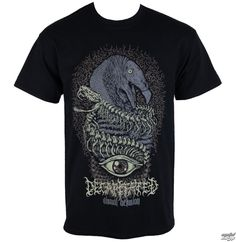 t-shirt metal men Decapitated VISUAL DELUSION RAZAMATAZ ST2030