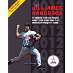 The Bill James Handbook 2012 by Bill James
