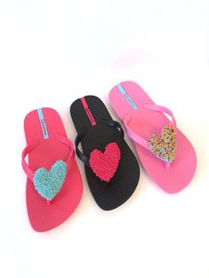 ipanema neo love kid flip flops
