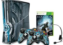 Halo 4 Xbox bundle.. just looking at this gave me chills :D
