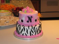 Birthday Cake Design 2012