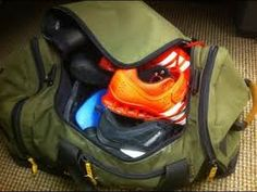 How to Remove the Smell From Your Gym Bag