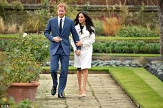 Prince Harry and Meghan Markle Have Officially Sent Out Their Royal Wedding Invitations — Travel + Leisure Meghan Markle Prince Harry, Prince Harry And Megan, Harry And Meghan, Meghan Markle Engagement, Meghan Markle Wedding, Engagement Dresses, Royal Engagement, Princess Meghan, Princess Diana