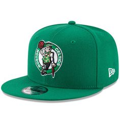 0b0d9c4d76 Men s Boston Celtics New Era Kelly Green Official Team Color 9FIFTY  Adjustable Snapback Hat