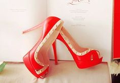Valentino Red Heels #gifts #forher #entertainment #booknow