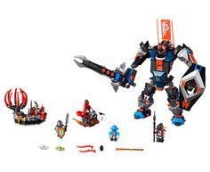 De Zwarte Ridder mech | LEGO Shop