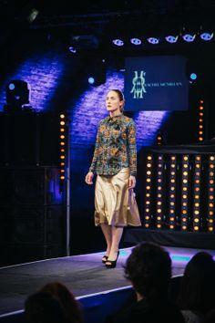 Rachel McMillan @ NIGHTWALK 2014  The Arches, Glasgow  #fashion #events #catwalk
