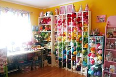 Twinkie Chan's Craft Room · Craft Room Tours · Cut Out + Keep