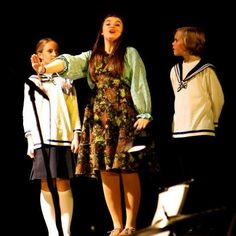 The Old Button: Making The Sound of Music Costumes - Part 1 - How do you solve a problem like Maria?
