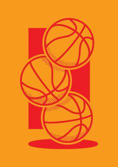 new Ideas sport poster illustration art prints Basketball Design, Basketball Art, Basketball Girlfriend, Basketball Videos, Ball Drawing, Wall Art Prints, Poster Prints, Animation, Portrait