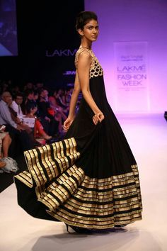 Lakme fashion week 2013...