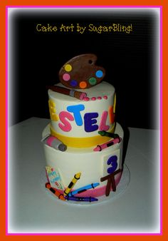 I made this cake for my wonderful Grandson and his girlfriend for
