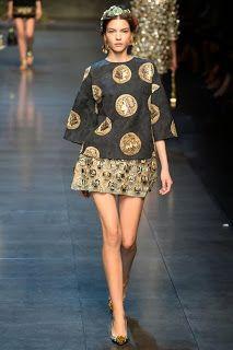Dolce & Gabbana #SS14 #MFW