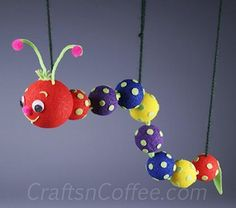 Wiggly Worm Marionette