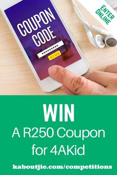 Win a R250 coupon for @4aKid - enter online Baby Shop Online, Making Life Easier, Pregnant Mom, Child Safety, Your Child, Coupons, Giveaway, Competition, Kids Outfits
