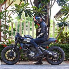 Killer Ducati Scrambler by @kingdom_zzz of Thailand — well spotted by our…