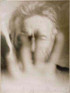 my portrait would probably be like this! Constantin Brâncuși - Self Portrait [1933]