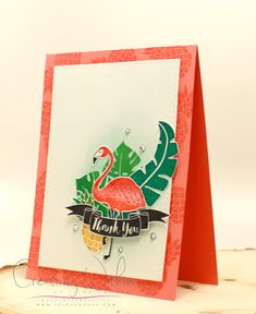 Pop of Paradise - Stampin' Up! Sneak Peek
