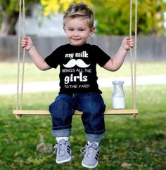 maybe my little one should get something like this..?