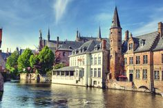 Chocolates, canals and cathedrals? Not necessarily the most obvious of combinations, but a great one nonetheless! And there's no better place to enjoy all three than magical Bruges…