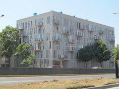 47 apartments in Mexico City. By Living slvk  development ft Arq. Gustavo Slovik