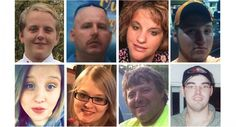 On April 22nd of this year, 2016, eight dead bodies were found in Pike County, Ohio. All from the same family