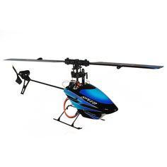 WLtoys V922 2.4G Flybarless 3D 6CH Helicopter With Gyro RTF