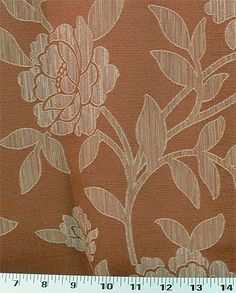 Adelaide Copper | Online Discount Drapery Fabrics and Upholstery Fabric Superstore!...almost a rust orange color