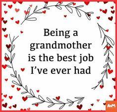 Yep, a Nana!