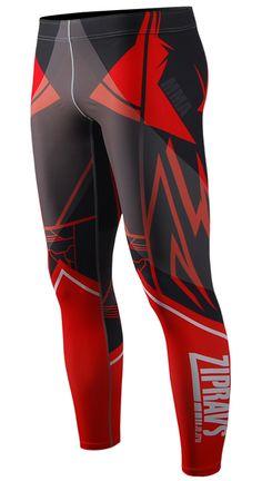 Men's Sports leggings Compression Full Leg Pants