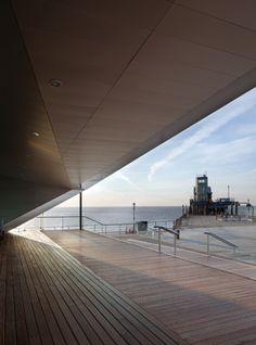 Southend Pier Cultural Centre, UK   Architecture   Wallpaper* Magazine: design, interiors, architecture, fashion, art