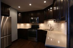 This can be your modern kitchen! Thing 1, Kitchen Remodeling, Kitchen Cabinets, Canning, Modern, Home Decor, Kitchen Cupboards, Homemade Home Decor, Home Canning