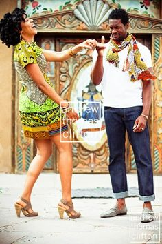 African fashion for him and her