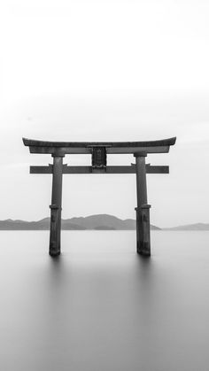 Zen Gate Tori Shrine Wallpaper - iPhone, Android & Desktop Backgrounds