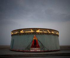 Wow! Unique Wedding Tent Pinned By High Billinghurst Farm Wedding Venue