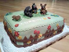 Vanilka,jahoda,ananás Cake, Desserts, Pineapple, Tailgate Desserts, Deserts, Kuchen, Postres, Dessert, Torte
