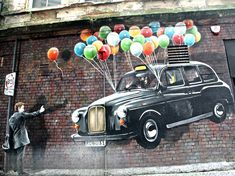 A Photo Tour of Glasgow's Best Street Art - Condé Nast Traveler. #streetart #perfectmind #perfectbody