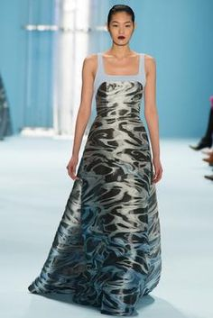 Carolina Herrera Fall 2015 Ready-to-Wear Fashion Show: Complete Collection - Style.com