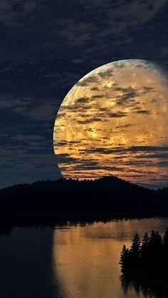 Supermoon, Moonlight