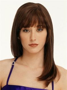 TP5002 3/4 Wig by Louis Ferre: For those who need a little more coverage and length than just a top piece but are not ready to wear a full wig. 3 pressure sensitive clips give you maximum security.