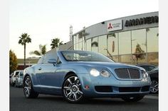 Bentley Continental GTC for sale on CarLister.co
