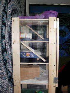 IKEA Hackers: Gorm rat cage
