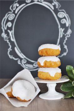 Elegantes donuts para una boda / Elegant donuts for a wedding