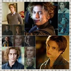 Jasper...If I wasnt already officially obsessed and delusionaly in love with Carlisle, I would fall for Jasper...so either way, Im sucked into the Twilight addiction just because the characters are so freakin hott and awesome lol Ill giv Stephanie credit for that, she may have a crappy way of describing what a vampire and werewolf is supposed to be but she makes some really awesome characters :)