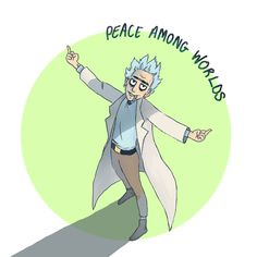Peace among Worlds, Rick.