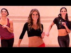 Fat-Burning Mambo Dance Workout: Dancing With The Stars - YouTube